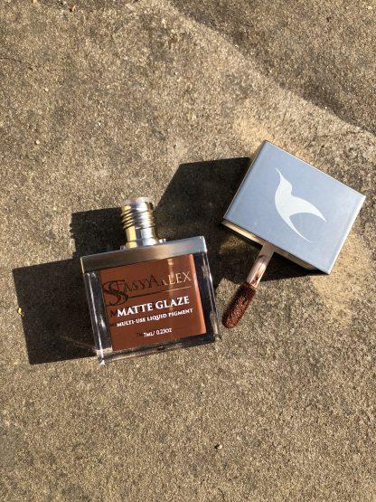 MATTE GLAZE MG10 CHOCO BUTTER