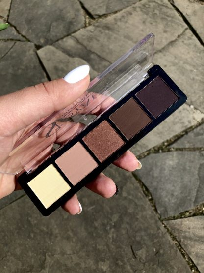 EYESHADOWS PALETTE E03 Eagle smoke